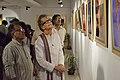 Dignitaries - Biswatosh Sengupta Solo Exhibition - Kolkata 2015-07-28 3347.JPG