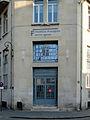 Dijon Direction régionale des finances publiques entrée.jpg