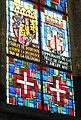 Dinant Collégiale Notre Dame stained glass window 07.JPG