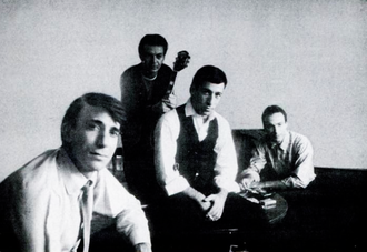 Dion and the Belmonts - The group in 1966.
