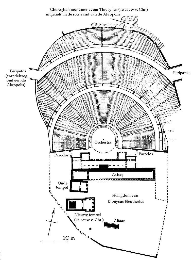 File Dionysus Theater Jpg Wikimedia Commons