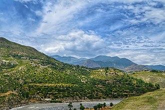 Dir District - Image: Dir Valley