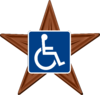 The Disability Barnstar