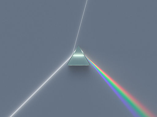 Dispersive Prism Illustration by Spigget