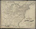 Disturnell's new map of the United States and Canada showing all the canals, rail roads, telegraph lines and principal stage routes (10175086594).jpg