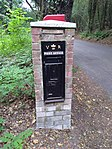 Disused post box, Marley Lane, Linchmere, Haslemere, West Sussex.jpg