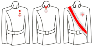 Order of Leopold (Austria) - Image: Divisa.Ord.Imperiale Leopoldo
