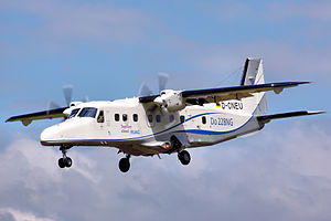 Dornier Do 228 - a RUAG Dornier Do 228NG in 2012