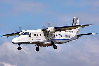 Dornier Do 228 - a RUAG Dornier Do 228NG in 2012