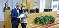 Dodela sertifikata i zahvalnica učesnicima Wiki-kampa Trstenik 2018. 20.jpg