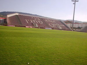 Bnei Sakhnin F.C. - The Doha Stadium was funded in part by Qatar and was opened in 2006