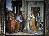 Domenico Beccafumi - The Betrothal of the Virgin - WGA01538.jpg