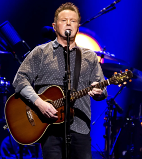 Don Henley American singer, lyricist, producer and drummer