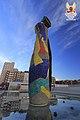Dona i ocell (de Joan Miró) (1983) (09).jpg