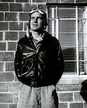 Deke Slayton - Deke Slayton as a bomber pilot during World War II