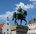 Doofer Gaul, doofer Reiter, doofes Denkmal - panoramio.jpg