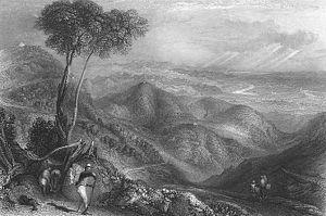 Dehradun - Doon Valley, Dehradun, 1850s