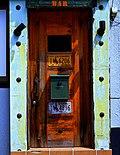 Door with green letter box.jpg