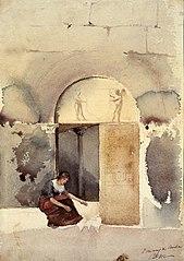Doorway in Anla(?)