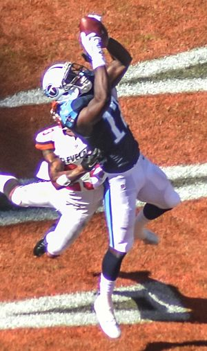 Dorial Green-Beckham - Green-Beckham with the Tennessee Titans