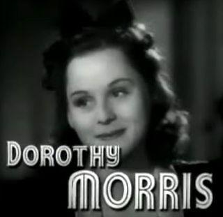 Dorothy Morris actress