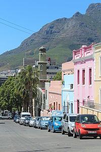 Dorp Street, Bo-Kaap, Cape Town.JPG