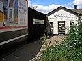 Down side entrance, West Croydon station - geograph.org.uk - 880458.jpg