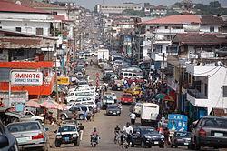 definition of monrovia
