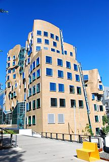 University of Technology Sydney building