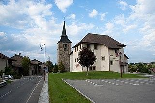 Draillant Commune in Auvergne-Rhône-Alpes, France