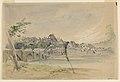 Drawing, French Village, 1880 (CH 18340203).jpg