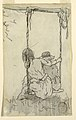 Drawing, Two Girls in a Swing, 1879 (CH 18175239).jpg