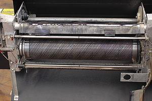 Line printer - Drum Printer