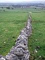 Dry stone wall - geograph.org.uk - 649646.jpg
