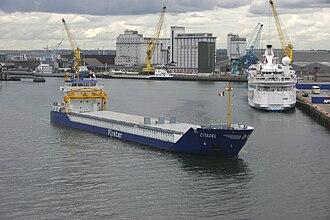 Dublin Port - Dublin Port – Western Basin