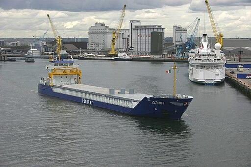 Dublin Port Terminal