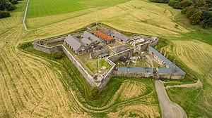 Magazine Fort - Image: Dublin Irland 58