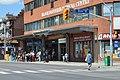 Dufferin TTC east sidewalk.JPG