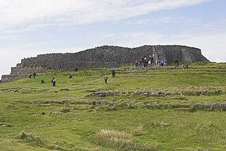 Dún Aonghasa - Image: Dun Aengus 2009