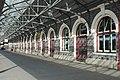 Dunedin Railway Station platform.jpg