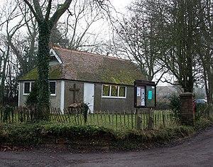 Dunsmore, Buckinghamshire - Image: Dunsmore Church
