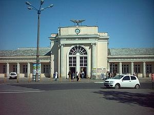 Dworzec Zachodni Poznan