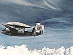 E-1B Tracer of VAW-121 in flight c1973.jpg