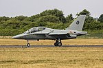 EGVA - Leonardo T-346A Master - Italian Air Force - MM55220 61-16 (30169738728).jpg