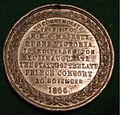ENGLAND, WOLVERHAMPTON 1866 QUEEN VICTORIA STATUE DEDICATION MEDALLION TO PRINCE CONSORT a - Flickr - woody1778a.jpg