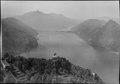 ETH-BIB-Monte Brè, Blick nach Südsüdwesten, Melide-LBS H1-016302.tif