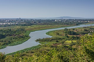 river in Africa and tributary of the Nile River