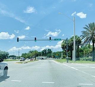 East Palatka, Florida CDP in Florida, United States