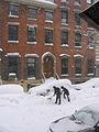 East Village in 2006 blizzard 01.jpg