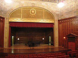 Eastman School of Music - Kilbourn Hall